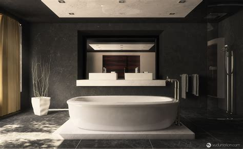 images of contemporary bathrooms contemporary bathroom by vudumotion on deviantart