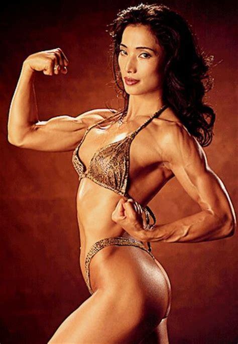 japanese women fitness bentot strong woman sexy strong woman michiko nishiwaki