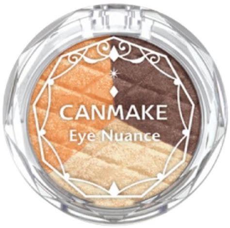 Eye Shadow Canmake Eye Nuance Nuance 31 canmake eye nuance 31 honey orange canmake beautil