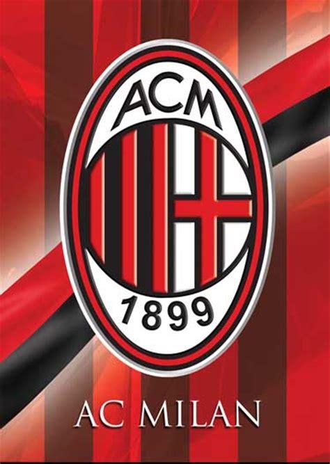 Kaos A C Milan Football Logo 4 Singlet Tanpa Lengan Tpl Acm15 Pria all about ac milan footbal club the power of sport and