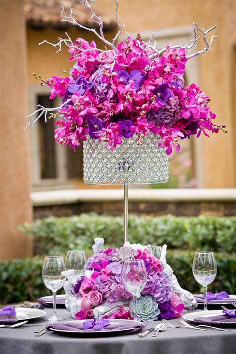 table flower arrangement ideas 25 stunning wedding centerpieces best of 2012