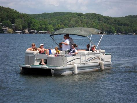 overnight boat rental lake of the ozarks lake of the ozarks tritoon rentals adventure boat rentals