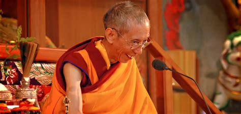 Founder Venerable Geshe Kelsang Gyatso Rinpoche