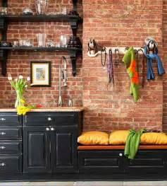 10 fab kitchen ideas using brick walls decoholic