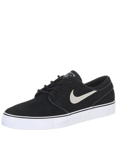 and shoes nike shoes black