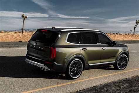 when does the 2020 kia telluride come out the 2020 kia telluride 8 passenger suv does boxy