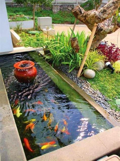 Kolam Minimalis Kecil kolam ikan kecil minimalis search garden pond and koi