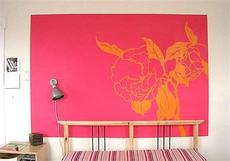 cool wall murals cool idea a cut paper inspired wall mural popsugar home