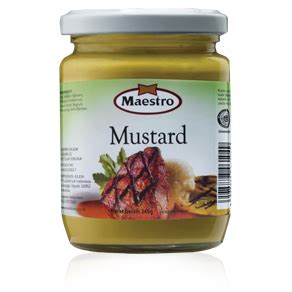 Maestro Mayonnaise lasallefood indonesia product