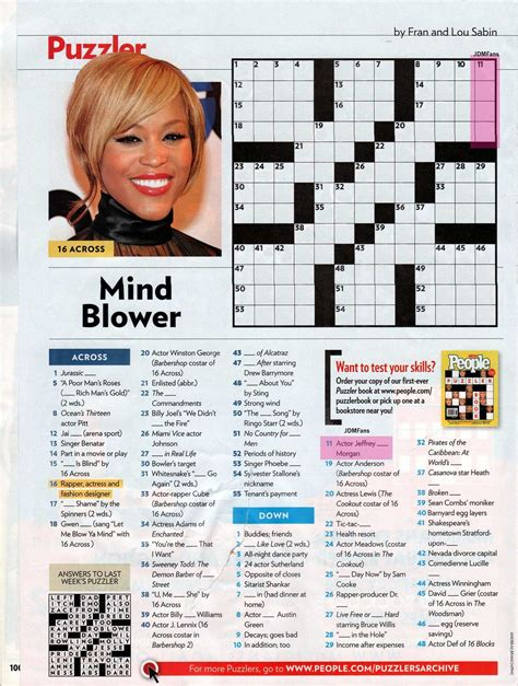 Magazine Search Magazine Crossword Puzzles Search Engine At Search