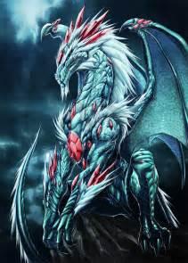 white jewels dragon dragons photo 20857646 fanpop