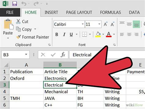 How To Create A Shared Spreadsheet by How To Make A Shared Spreadsheet With Pictures Wikihow