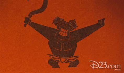 how 2d animation brings moana s mini maui to life d23