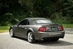 Ford Mustang Svt Cobra For Sale 2003 Ford Mustang Svt Cobra Convertible For Sale