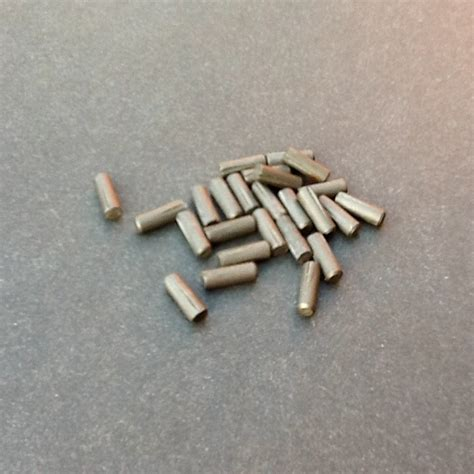 Roll Pin C Pin Slotted Pins Diameter 3 Mm Panjang 15 Mm steel dowel pins slotted ends imperial size 3 8 quot x 1 8 quot