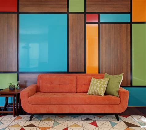 modern living room wall decor mid century modern wall aliso viejo midcentury living room orange county by