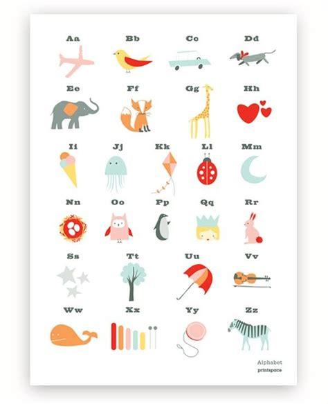 printable alphabet letters australia 41 best children s alphabet posters images on pinterest