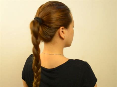 easy hairstyles for hair wikihow 6 ways to do simple hairstyles for hair wikihow