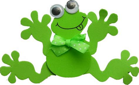 frog finger puppet template puppets