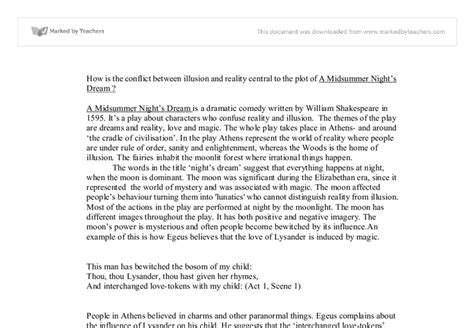 Midsummer Nights Essay by Essay Questions For A Midsummer S Sparknotes A Midsummer S