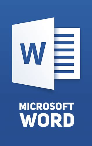 Microsft Word Microsoft Word For Android For Free