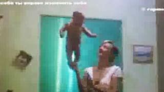 swinging baby yoga lena fokina news video and gossip gawker