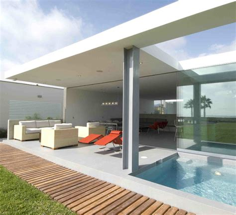 design house la island house design in peru gorgeous seafront home
