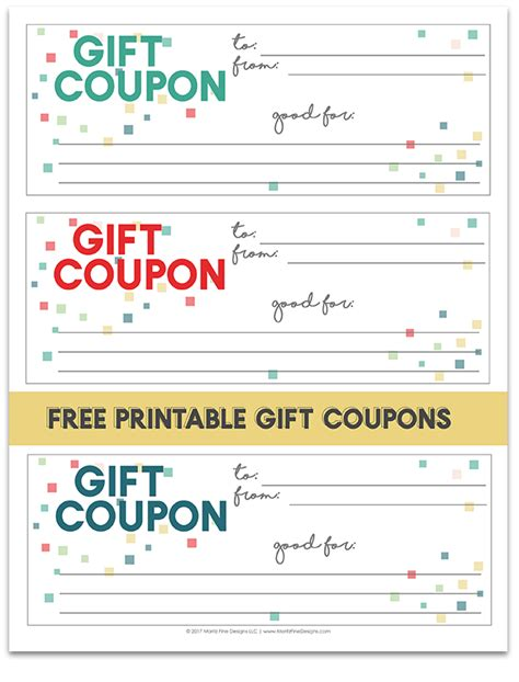 What Is A Promo Code On A Gift Card - 10 experience gifts to give this holiday season printable gift coupon