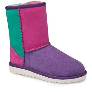 multi colored uggs multi color ugg boots