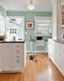 Rutt Kitchen Cabinets The Pretty Aqua Paint Color Benjamin Moore Kensington