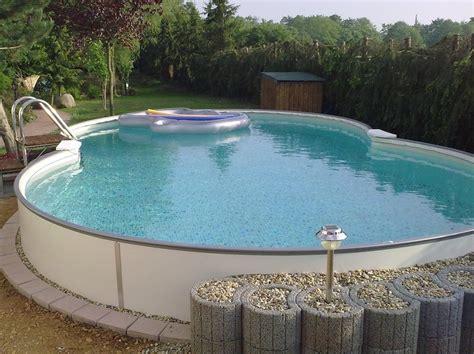 komplett pool mit überdachung schwimmbecken achtform mein schwimmbecken