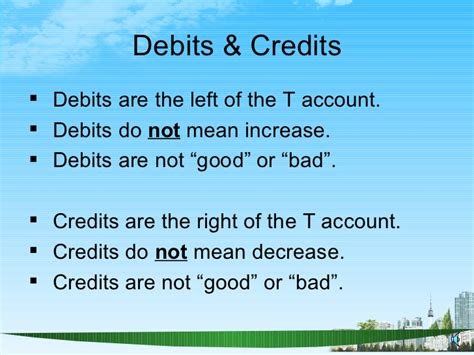 Mba Or Bad by Journal Entries Ppt Bec Doms Bagalkot Mba Finance
