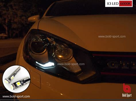 Parking Lights by Bold Sport Led Parking City Light Pair No Error
