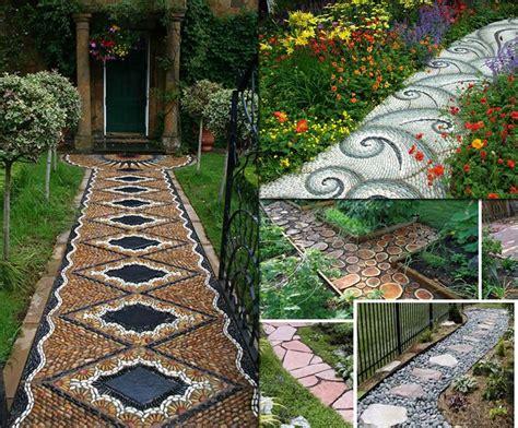 vialetto giardino fai da te vialetti giardino 34 proposte per abbellire il proprio