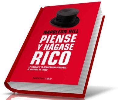 libro piense y hagase rico piense y hagase rico el secreto detras del libro