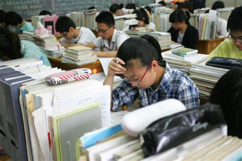 chinese study top 12 toughest exams in the world listovative