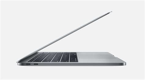 Macbook Pro 13 Retina Display Touch new 13 quot macbook pro w o touch bar keeps pace with higher