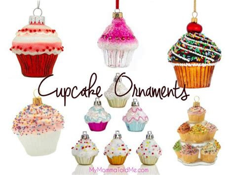 cupcake christmas tree decirations cupcake ornaments hello nutritarian