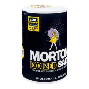 Morton Iodized Salt 737gr the most delicious one pot recipes on the