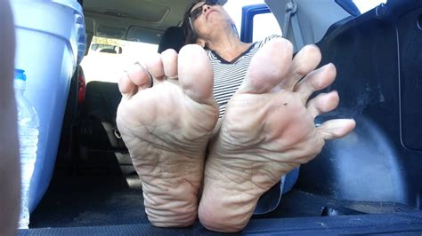 granny foot smelly mature feet pov tease youtube