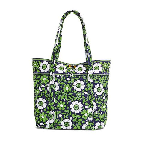 vera bradley pattern lucky you monogram tote bags vera bradley vera tote in lucky you
