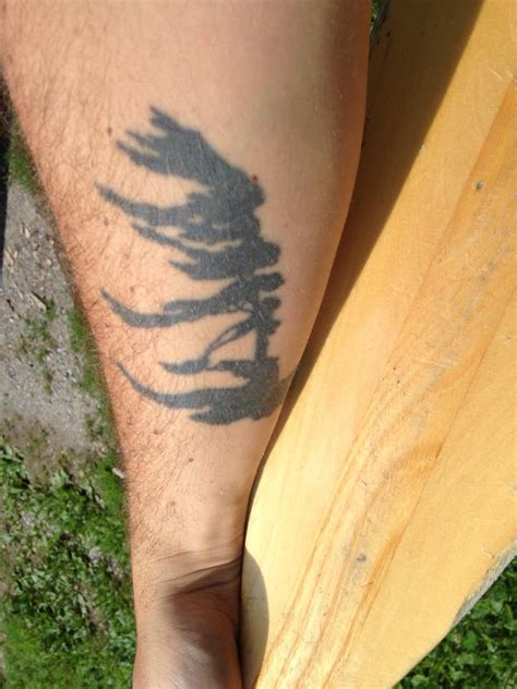canoe tattoo trail mix canoeing tattoos traversing