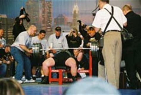 gene rychlak bench press interview with powerlifter gene rychlak