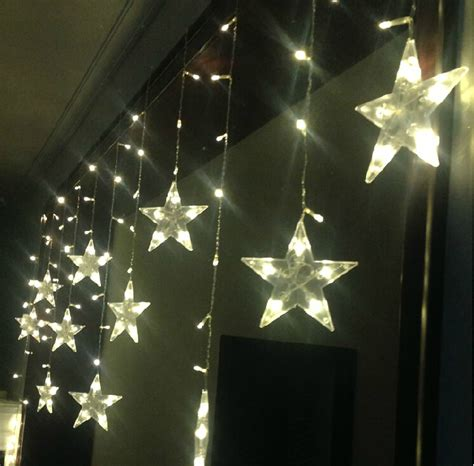Cheap Online Shopping Home Decor 2014 led multi color star lamp shop window decorative