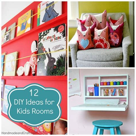 diy projects for toddlers room 12 diy ideas for rooms diy home decor