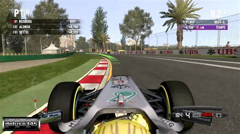 Formula 1 F1 2011 F1 2011 Gameplay Pc Hd