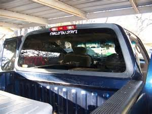 Ford F150 Rear Window Replacement How To Fix Leaky Rear Window 97 03 F150 Mudinmyblood Forums