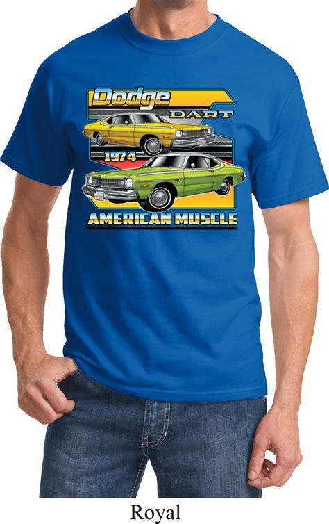 Dodge Shirt by Dodge Shirt Dodge Dart T Shirt Dodge Dart Mens Dodge