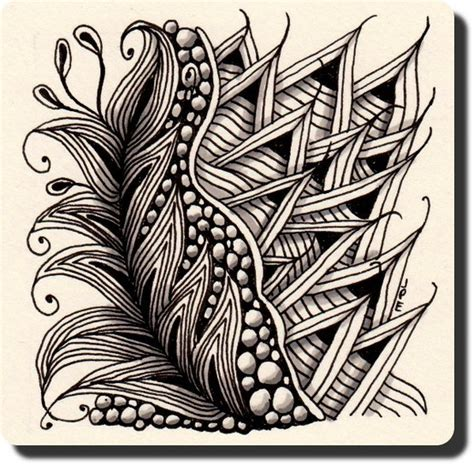 17 best images about zentangle on pinterest how to 17 best images about zentangle featherfall on pinterest
