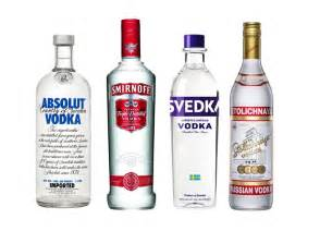 vodka vs consumers top selling vodkas stack up on